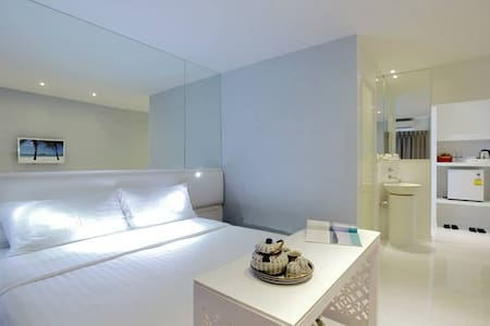 Design room in Phuket city center - Muang Phuket - Lejlighed