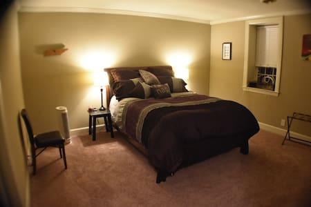 Pvt Bed/Bath - #1 Area of Nashville - Sorház