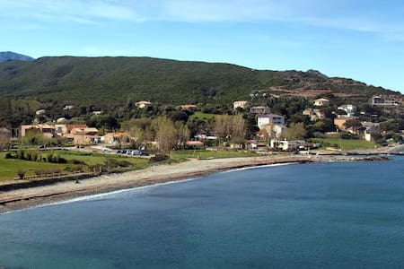 T3 Cap Corse Marine de Sisco - Wohnung