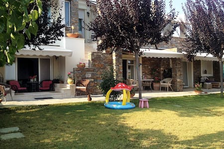 Apartment near Thessaloniki-Airport-Chalkidiki - Ano Scholari - Apartmen