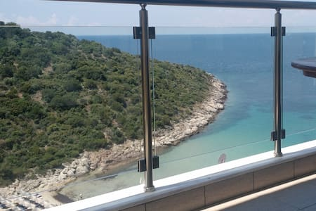 """Above the Sea"" apartment II - Skala Marion - Apartment"