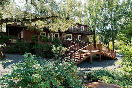 Persimmon Room @ The Orchard Lodge - Glen Ellen