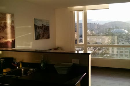 Top floor Brand-new Suite, great central location. - Quito - Lakás
