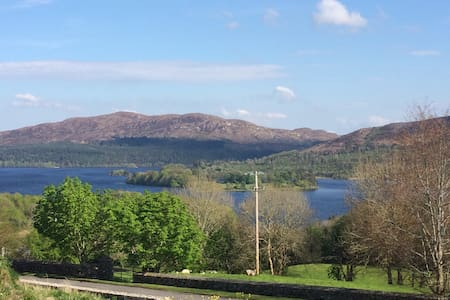 apartment over looking Lough Gill - Appartement