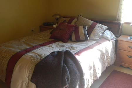 Comfy/guiet apartment in town - Grass Valley - Apartemen
