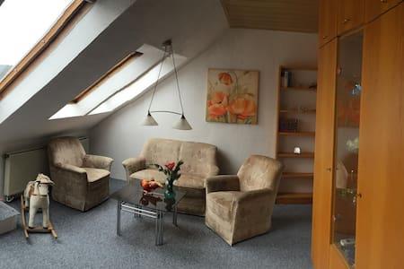 Einzimmer Apartement mit Doppelbett - Haus