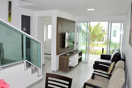 Classy house, 4 BDR and 4 BATH, Porto de Galinhas - Ipojuca - House