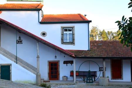Casa Mindela Guesthouse SantiagoWay - Gião - Bed & Breakfast