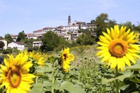 Casa Vacanza nelle Langhe e Monferrato - Lägenhet