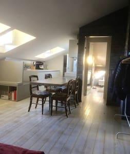 Moderna mansarda in Villa anni 30 - Apartment