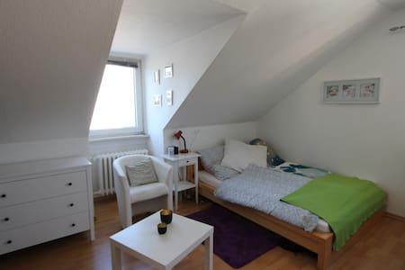 Gemütliches Zimmer im Kasseler Zentrum - Apartamento