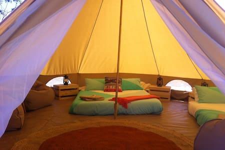 Unique Luxury camping Tent 1 - Augusta