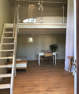 private loft, downtown - Interlaken - Loft