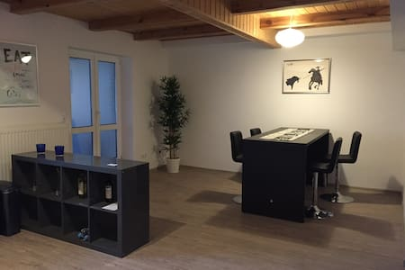 Ferienwohnung Carlsgrund - Wohnung