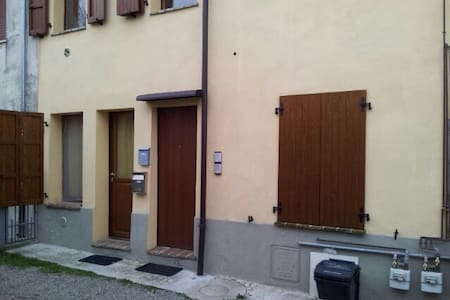 Parma Fiera / Casa Vicomero p.t. - Vicomero