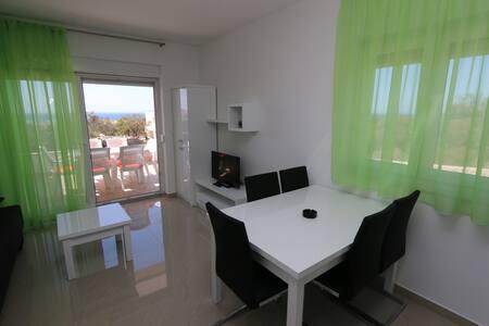 Modern new apartment MARKO (No.5.) - Novalja