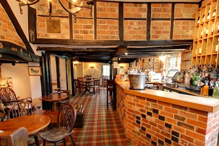 The Nags Head Inn & Restaurant - Buckinghamshire - Bed & Breakfast