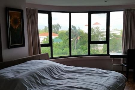Sea view condo Payoon beach - ban chang