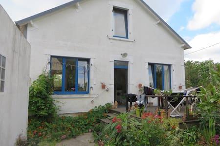 Chambre privée avec vue sur la rade - Plougastel-Daoulas