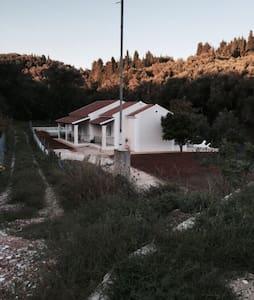 Villa Spirena Afionas Corfu - Afionas - Villa
