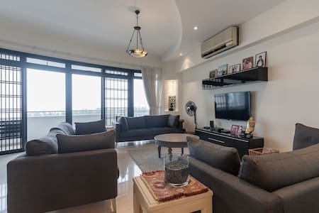 Modern 2br apartment with breakfast - Singapore - Appartamento