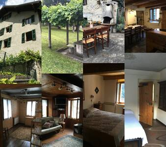 Vacanze in montagna - House
