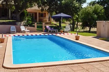 Villa confortable avec piscine - Sainte Lucie de Porto Vecchio - Villa