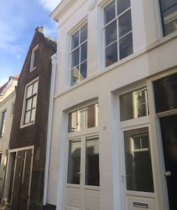 Townhouse in historic city, 6 km from The Dutch - Gorinchem