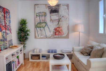 Charming one bedroom apartment - Lejlighed