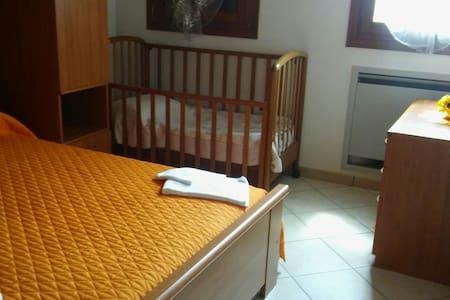 Fattoria ai pavoni Appart.Arancio - Ariano - Bed & Breakfast