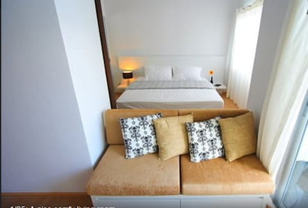 Cozy Living @ A Space Sukhumvit 77 - Bangkok - Apartmen