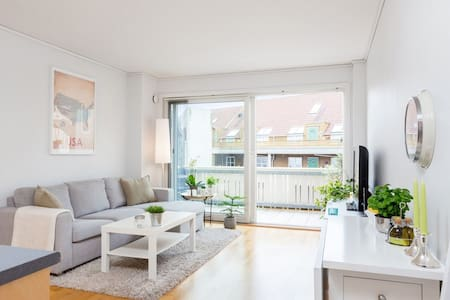 Cosy apartment 15 min from downtown Stavanger - Apartamento