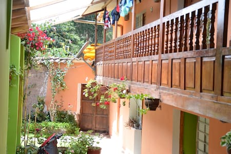 Homestay at Puñuna Wasi - Urubamba - Bed & Breakfast