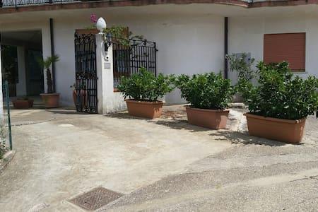 Villa Ricotta/Innaimi - San Ciro - Ulmi - Filci