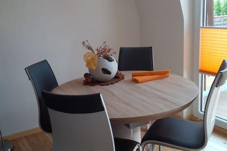Ruhige Ferienwohnung am Flüsschen Dahme - Gehele Verdieping