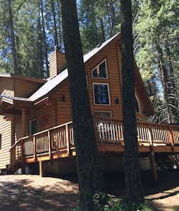 Beautiful cabin in Cascade, ID - Casa de campo