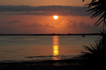Tamborani Lagoon - Stan