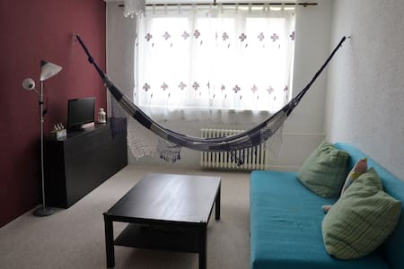 Comfy apartment - great for family with kids - Havířov
