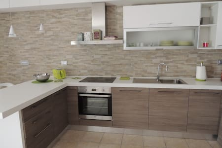Accogliente e moderno appartamento - Wohnung