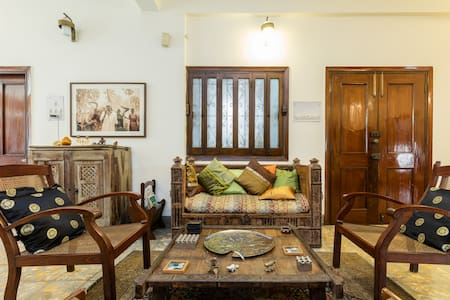 A beautiful Calcutta home - Calcutta