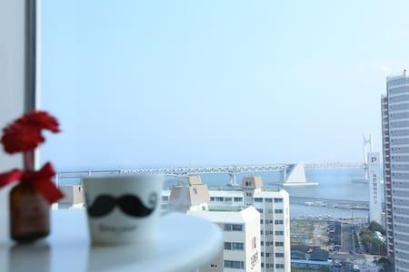 광안리 ocean view 오션뷰 - 부산광역시