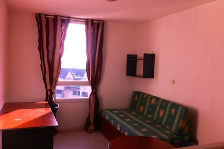 Studio dans le quartier Saint Leu - Amiens - Appartement en résidence