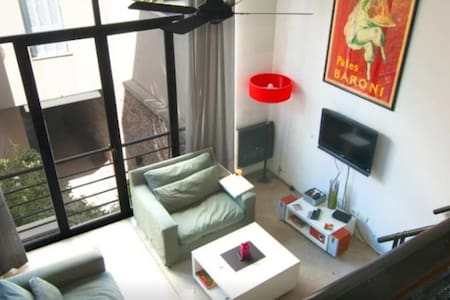Palermo Soho Loft - lots of lights, great location - Buenos Aires - Loft