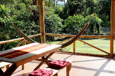 Finca Pura Vida - Unspoilt Nature - House
