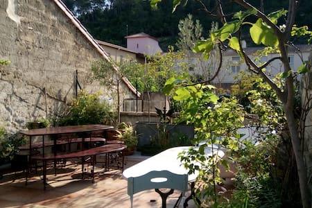 Le Moulin à Huile - Chambres d'Hôtes - Sommières - Pensione