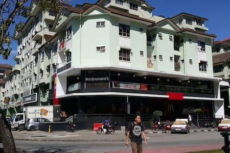 Compact city centre flat - Kota Kinabalu - Apartment