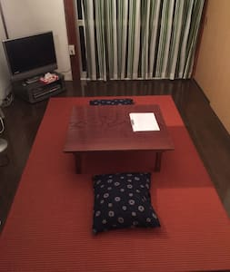 Shinjuku 4 min by rail, Traditional Japanese Flat - Nakano-ku - Apartment