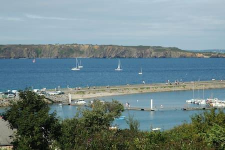very nice view on sea  - Haus