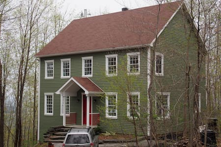 Maison Nouvelle Angleterre - Hatley - House
