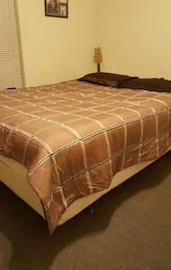 Cozy Room for the Weekday/end Traveler - Edinburg - Apartment